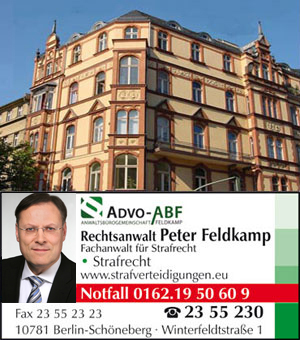 Bild 1 Advo-ABF Peter Feldkamp in Berlin