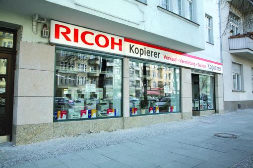 Bild 1 Copy REX B�romaschinen Vertriebs GmbH in Berlin