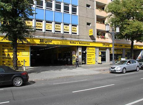 Bild 3 K�hrich Reifenhandel-Service GmbH in Berlin