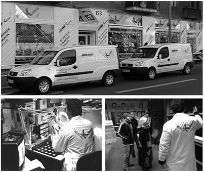 Bild 1 A.A.A. Audio-, TV-, PC-, Video-Service + EH e.K. in Berlin