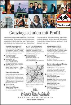 Bild 1 Private Kant-Schule e.V. in Berlin