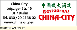Bild 1 China-City in Berlin