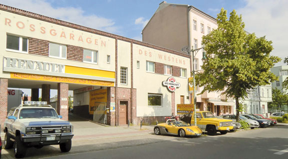 Bild 1 AUTORING - Werkstatt in Berlin