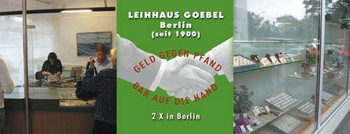 Bild 1 Goebel in Berlin