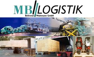 Behrend & Waltmann GmbH, MB-Logistik