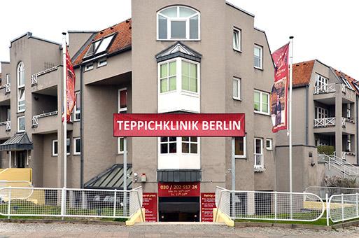 Bild 1 Teppichklinik Berlin by Carpet-House-Rose UG in Berlin
