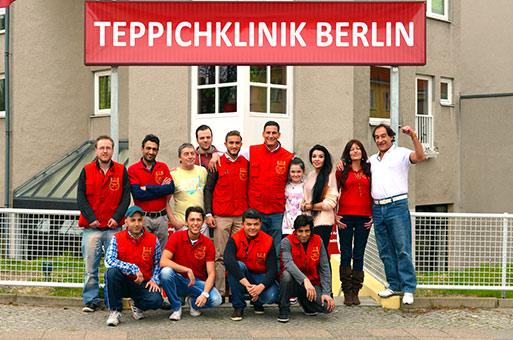 Bild 2 Teppichklinik Berlin by Carpet-House-Rose UG in Berlin