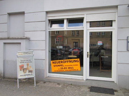 Stempel berlin bei gelbe seiten adressen im branchenbuch for Stempel berlin mitte