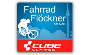 Fahrrad Flöckner am Alex - Cube Store Berlin