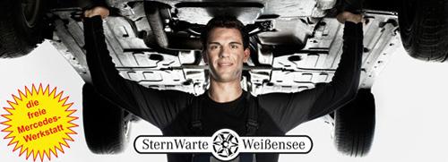 Bild 1 Sternwarte Weissensee GmbH - Mercedes & smart Werkstatt in Berlin