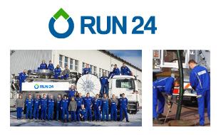 RUN 24 GmbH - Rohrreinigung-Umweltservice-Notdienst