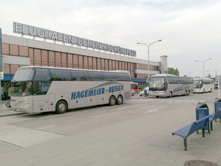 Bild 1 Hagemeier-Reisen in Berlin