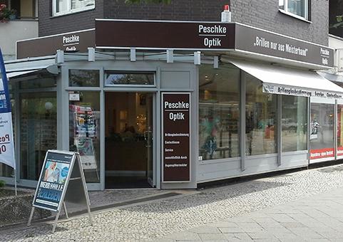 Bild 1 Peschke Optik in Berlin