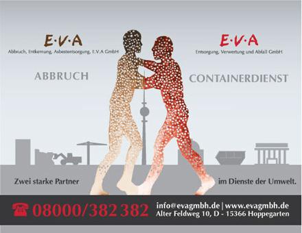 Bild 1 Entsorgung, Verwertung und Abfall GmbH, E.V.A GmbH in Hoppegarten bei Berlin