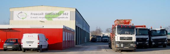 Bild 2 Entsorgung, Verwertung und Abfall GmbH, E.V.A GmbH in Hoppegarten bei Berlin