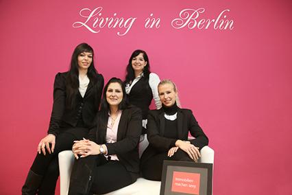 Living in Berlin