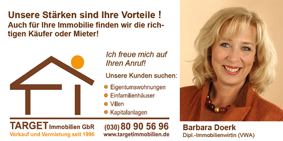 030 immobilie: