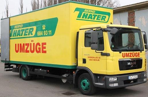 Bild 1 Thater Umz�ge in Berlin