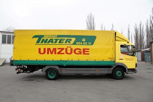 Bild 2 Thater Umz�ge in Berlin
