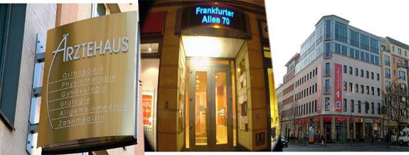 Bild 1 Frankenberg, Egbert v., Dr. med. in Berlin