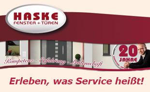 HASKE - Fenster + Türen, Inh. Thomas Haske