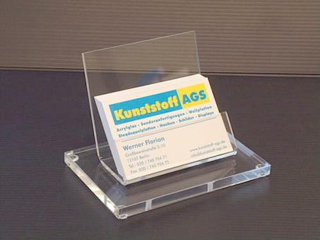 Bild 1 Werner Florian Kunststoff AGS in Berlin