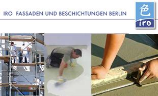 IRO Fassaden und Beschichtungen Berlin GmbH