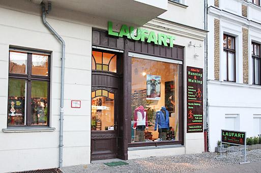 Bild 1 Laufart, Inh. L. D�hnrich in Berlin