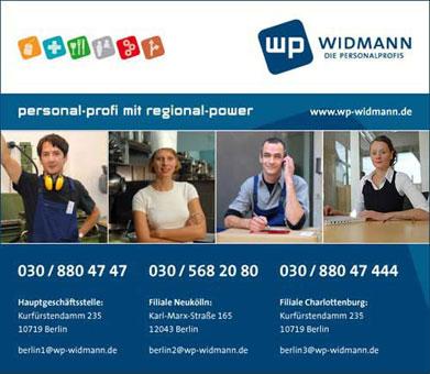Bild 1 Widmann GmbH in Berlin