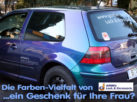Bild 2 G�BEL Lack & bKarosserie - Wir lackieren alles! in Berlin