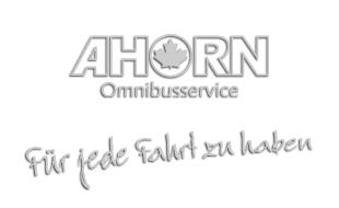 Ahorn Personenbeförderungsservice GmbH