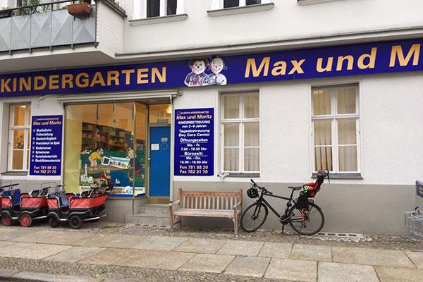 Bild 1 Europa-Kindergarten Max und Moritz gGmbH in Berlin