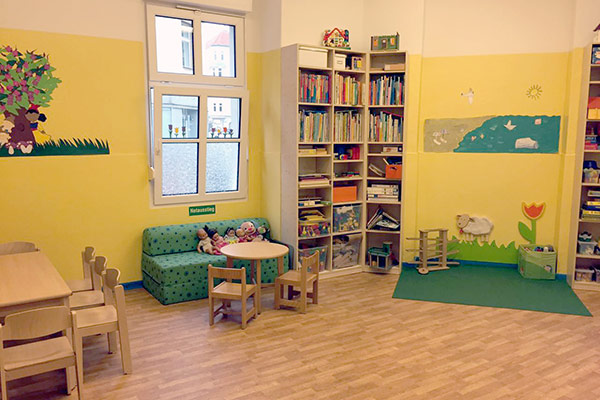 Bild 2 Europa-Kindergarten Max und Moritz gGmbH in Berlin