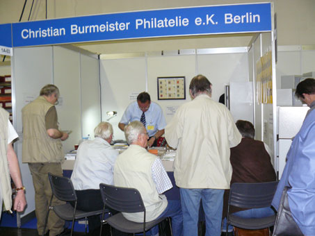 Bild 3 Burmeister, Christian -  Philatelie e. K. in Berlin
