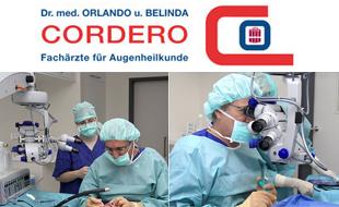 Cordero, Orlando, Dr. med. und Belinda Cordero