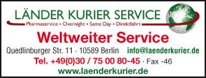 Bild 1 L�nder Kurier Service in Berlin