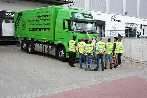 Bild 3 Comes VerkehrsBildungsCentrum in Berlin
