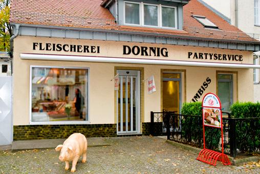 Bild 1 Dornig, Olaf, Fleischermeister in Berlin