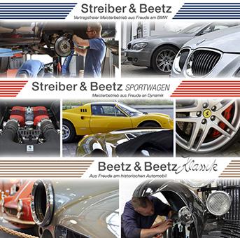 Bild 1 Beetz & Streiber Vertragsfreier Meisterbetrieb aus Freude am BMW in Berlin-Tegel