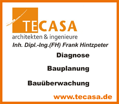Bild 1 Hintzpeter Frank - TECASA Achitekten & Ingenieure in Berlin