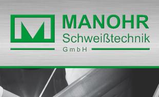 MANOHR Schweißtechnik GmbH Schweißtechnik-Fachhandel