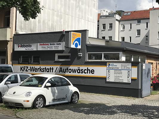 Bild 1 Oberpichler - Fahrzeugtechnik in Berlin-Lichtenberg