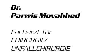Movahhed, Parwis, Dr. med. - Facharzt für Chirurgie, Unfallchirurgie und