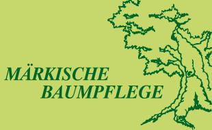 MÄRKISCHE BAUMPFLEGE, Inh. Frank Schlüter