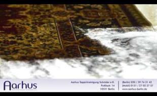 Aarhus-Teppichreinigung