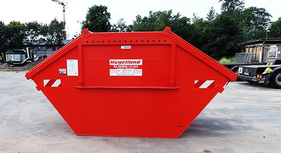 Bild 1 H�gelland GmbH, Containerdienst - Abbruch - Erdbau in R�dersdorf bei Berlin