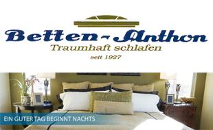 Betten - Anthon Traumhaft Schlafen GmbH