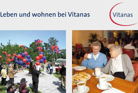 Bild 1 Altenheime Vitanas GmbH & Co. KG aA in Berlin