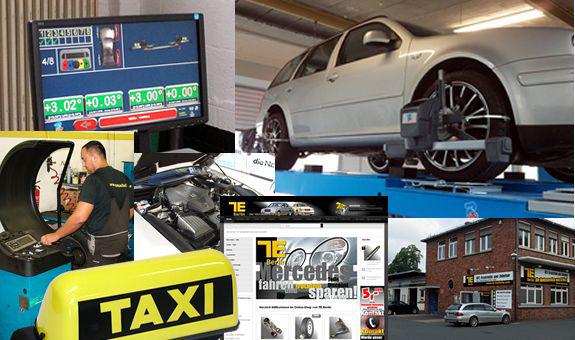 Bild 1 TE Taxiteile Berlin GmbH in Berlin