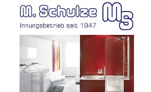 Schulze, M. - Sanitärtechnik